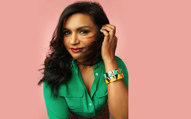 Mindy Kaling Parade Cover