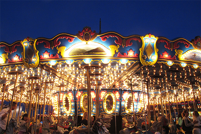 Carousel - Ex 2014