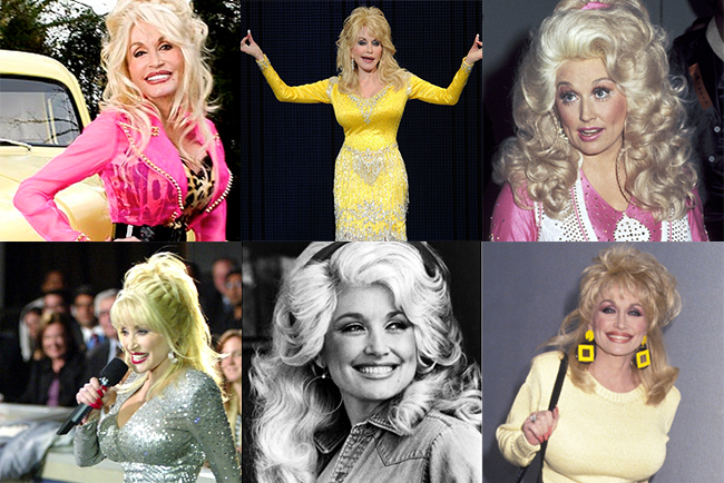 Style Icons - Dolly Parton