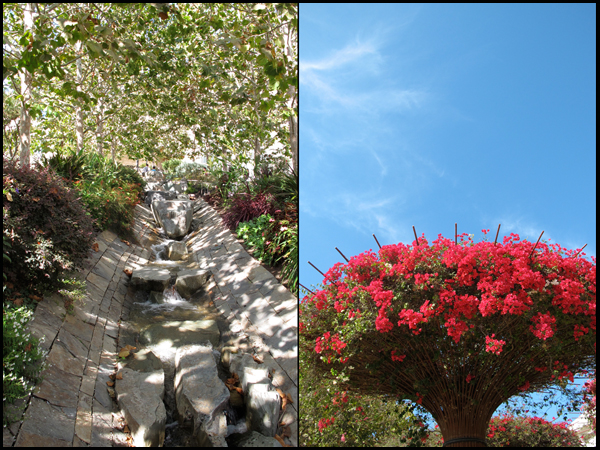 Getty Garden Walk